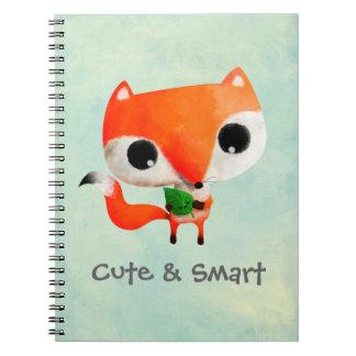 Cute Little Fox Notebook