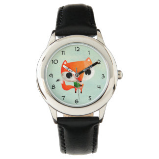 Cute Little Fox Wristwatches