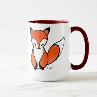Cute Little Foxy Mug