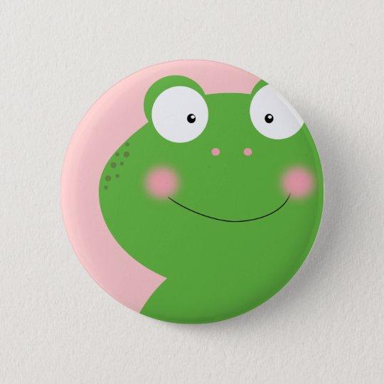Cute Little Froggy Pin