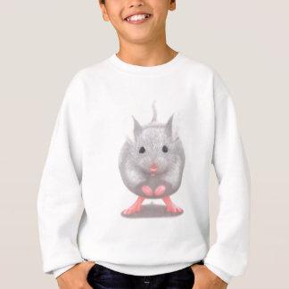 Cute Little Grey Mouse Sweatshirt