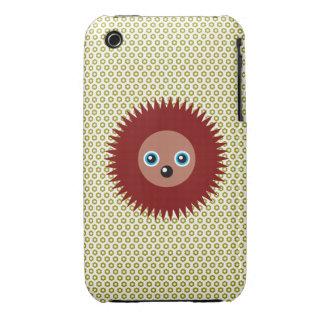 Cute little hedgehog Case-Mate iPhone 3 case