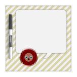 Cute little hedgehog Dry-Erase board