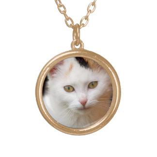 Cute Little Kitten Necklace