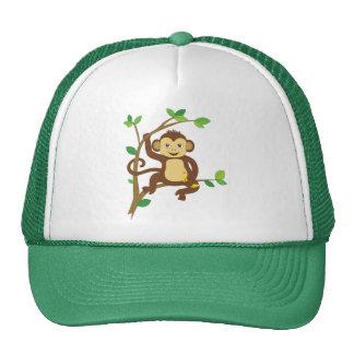 Cute Little Monkey Cap