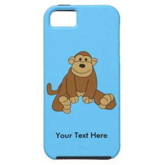Cute little monkey case for the iPhone 5