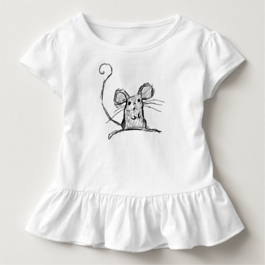 Cute Little Mouse T-Shirt