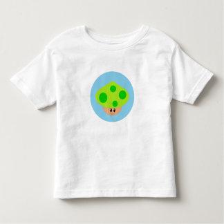 Cute Little Mushroom Toddler T-Shirt