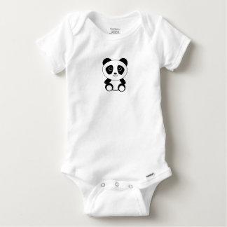 Cute Little Panda Baby Shirt
