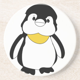 Cute Little Penguin Coaster