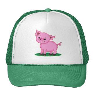 Cute Little Pig Hat