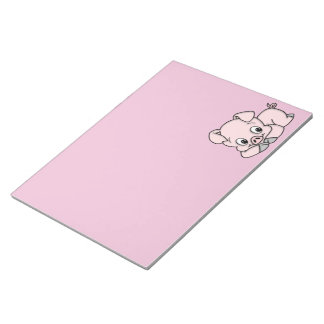 Cute Little Pig Notepad