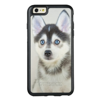 Cute Little Pomsky Puppy OtterBox iPhone 6/6s Plus Case