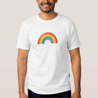 Cute little rainbow kids t shirt