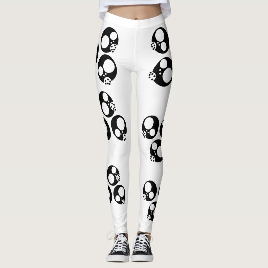 Cute Little Skull Leggings
