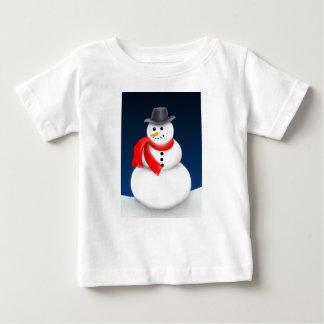 Cute Little Snowman Infant Shirt