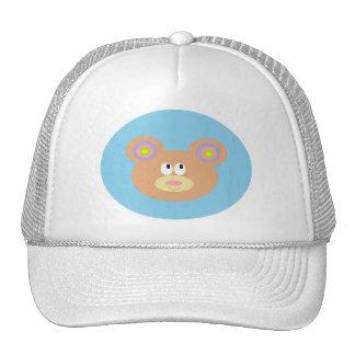 Cute Little Teddy Bear Trucker Hat
