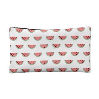 Cute Little Watermelon Pattern Makeup Bag