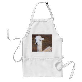 Cute Llama apron