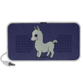 cute Llama Travel Speakers
