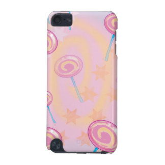 cute lollipops and stars iPod touch (5th generation) cases
