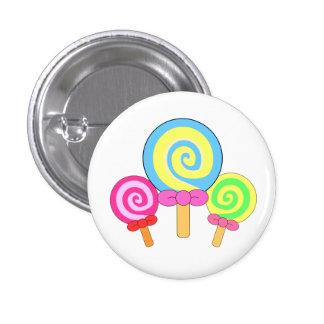 cute lolly pop button