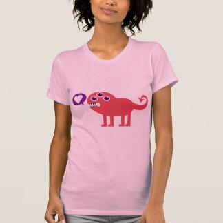 Cute Love Monster Shirt