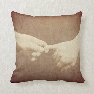 Cute Lover Clasping Finger Cushion