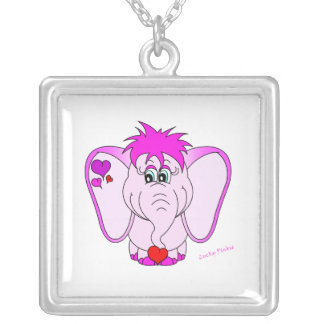 Cute Lucky Pinkie Necklace