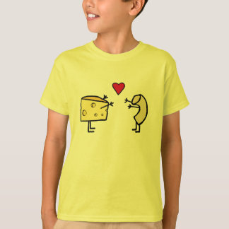 Cute Mac and Cheese Love T-shirt