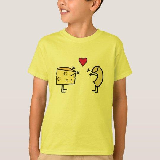 Cute Mac and Cheese Love T-shirt