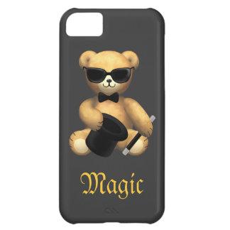 Cute Magician Teddy Bear - Magic iPhone 5C Case