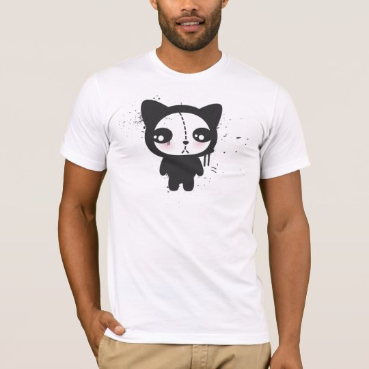 Cute male grunge t-shirt