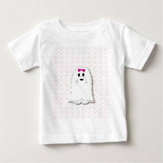 Cute Maltese puppy cartoon Baby T-Shirt