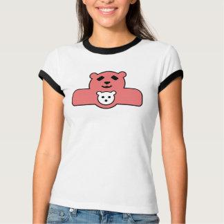 Cute Mama Bear Women's Ringer T-Shirt HQH