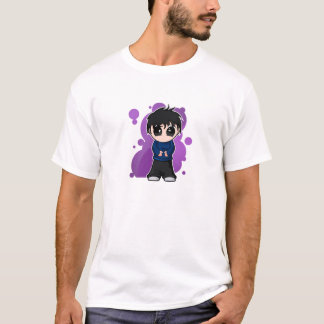 Cute Manga/Anime boy T-Shirt