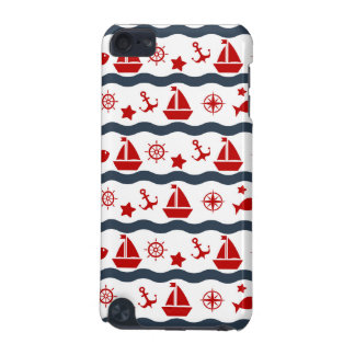 Cute Maritime Pattern iPod Touch 5G Cases