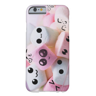 cute Marshmallows for the iphone 6/6s Barely There iPhone 6 Case
