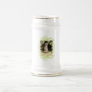 Cute Meerkat Beer Stein