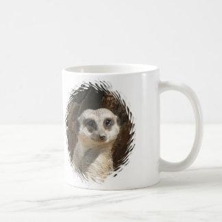 Cute Meerkat Coffee Mug