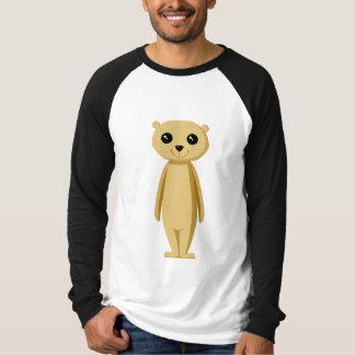 Cute Meerkat. T-Shirt