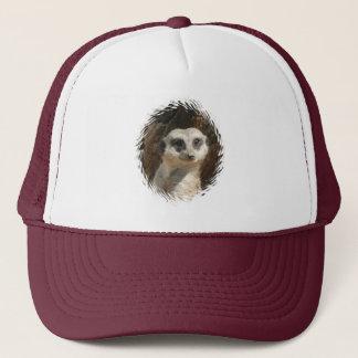 Cute Meerkat Trucker Hat