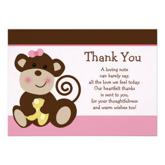 pics photos baby shower thank you quotes monkey kootation funny