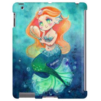 Cute Mermaid iPad Case