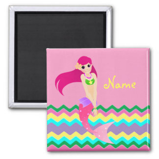 Cute Mermaid Magnet