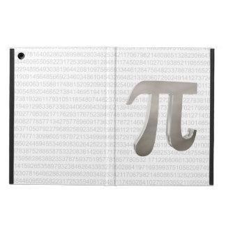 Cute metal pi character cover for iPad air