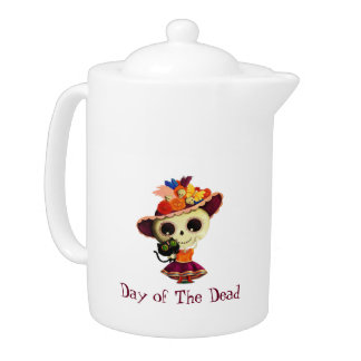 Cute Mexican Day of The Dead Girl