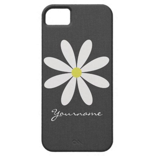 Cute & Modern Daisy iPhone 5 Cases
