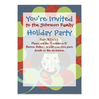 Cute Modern Owl Wreath Merry Christmas Gifts 13 Cm X 18 Cm Invitation Card