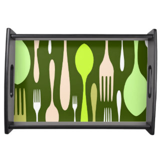 Cute modern serving tray